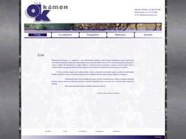 1-1- about us , web ok kamen by R1Design