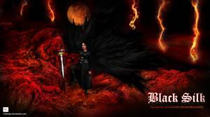 Goth model, Black Silk design ( full) by R1Design