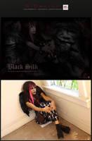 Black Silk design 2a by R1Design