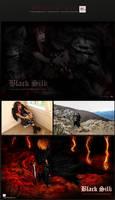 Black Silk design 1+2+pics by R1Design