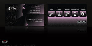 Laura Ticha - Hairstylist - FoPa.cz relax studio by R1Design
