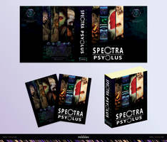 Spectra Psyclus-book cover-color2 by R1Design
