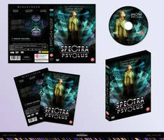 Spectra Psyclus - DVD cover 1 by R1Design