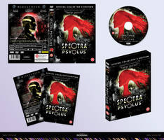 Spectra Psyclus - DVD cover 2- special edition by R1Design