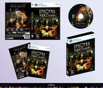 Spectra Psyclus - PC game box concept