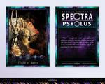 Spectra Psyclus - cards -22-Flight of waves