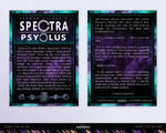 Spectra Psyclus - cards -1-intro