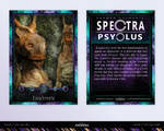 Spectra Psyclus -Exophrenic(s) character