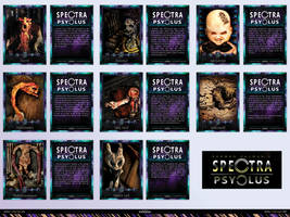 Spectra Psyclus - cards -presentation 2 of 4 by R1Design