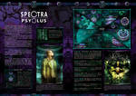 Spectra Psyclus -world intro 1 of 2-world info by R1Design