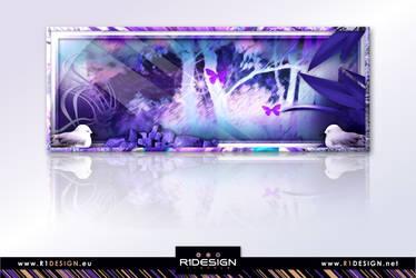 Decorative banner - inspiration by R1Design
