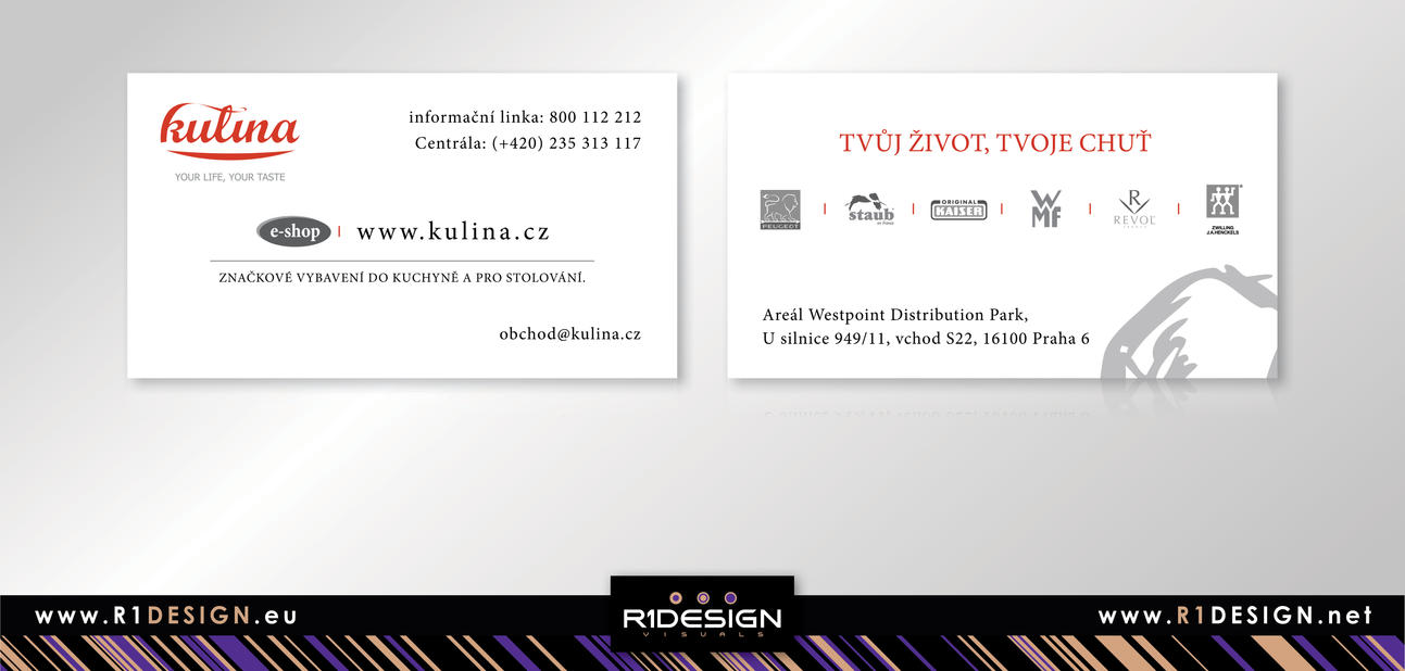 Kulina e shop kitchenware business card by r1design on deviantart kulina e shop kitchenware business card by r1design colourmoves