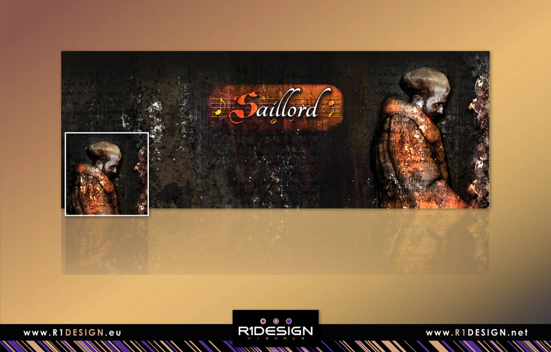 Saillord PRODUCTION - facebook cover + pic by R1Design