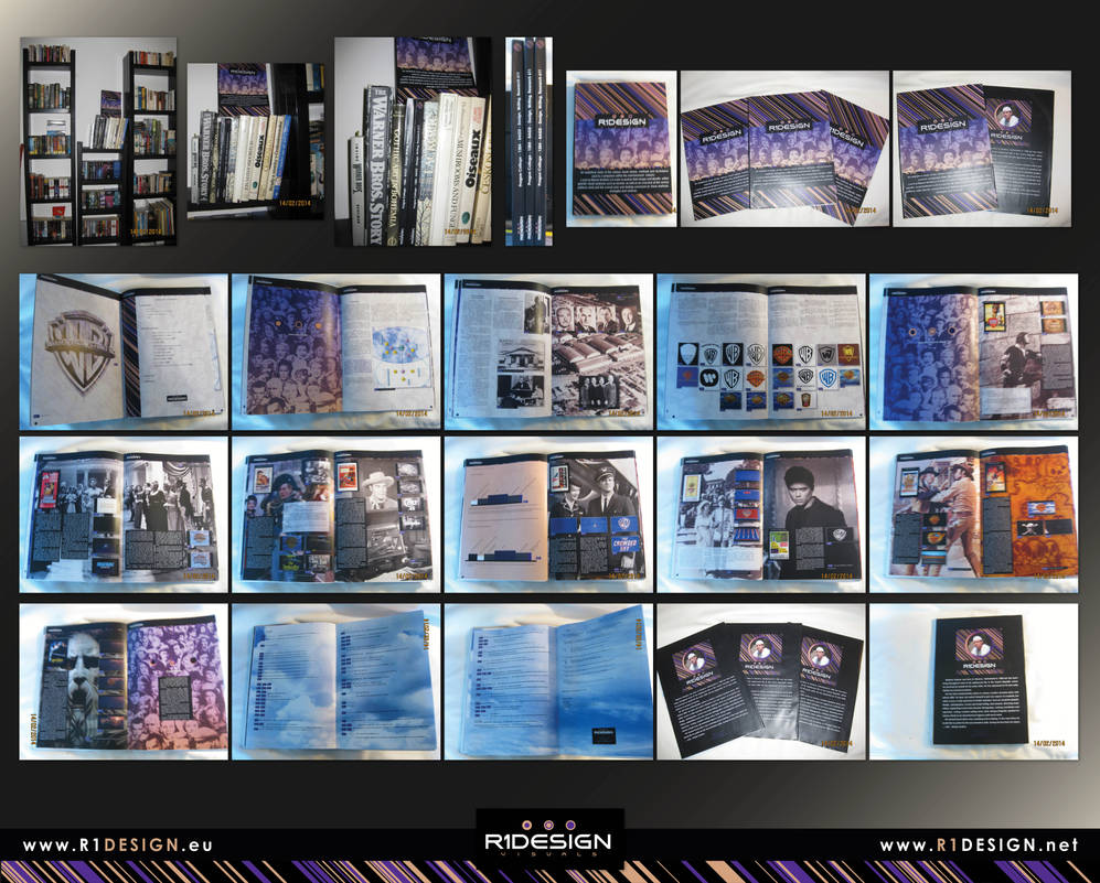 Thesis - mock up - Photos by R1Design