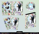 wedding - dvd cover + label