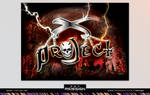 X-PROJECT concert banner