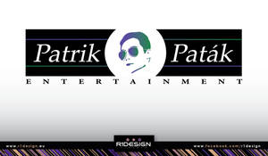 Patrik Patak Entertainment -logo by R1Design