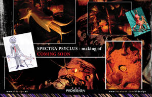 Spectra Psyclus -the Making Of -COMING SOON by R1Design