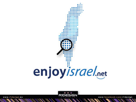 enjoyisrael.net LOGO v2 by R1Design