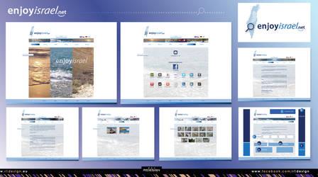 enjoyisrael.net WEB DESIGN