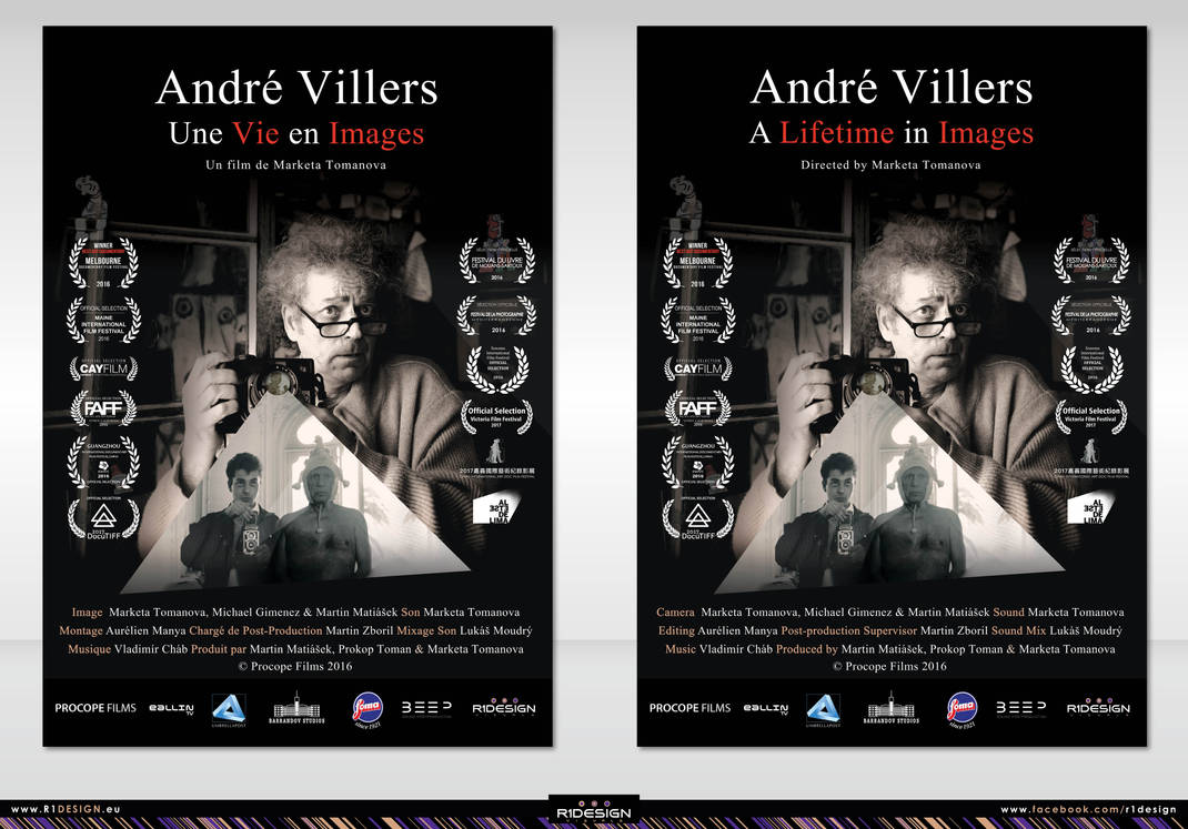 POSTER-DocumentaryFilm-French/English versions by R1Design