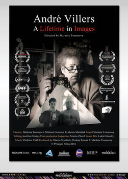 POSTER-Documentary film-A Lifetime in Images