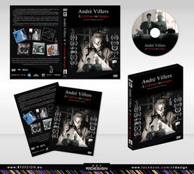 DVD cover-Documentary film-A Lifetime in Images
