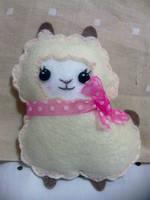 Alpaca by Fujioka-Moe
