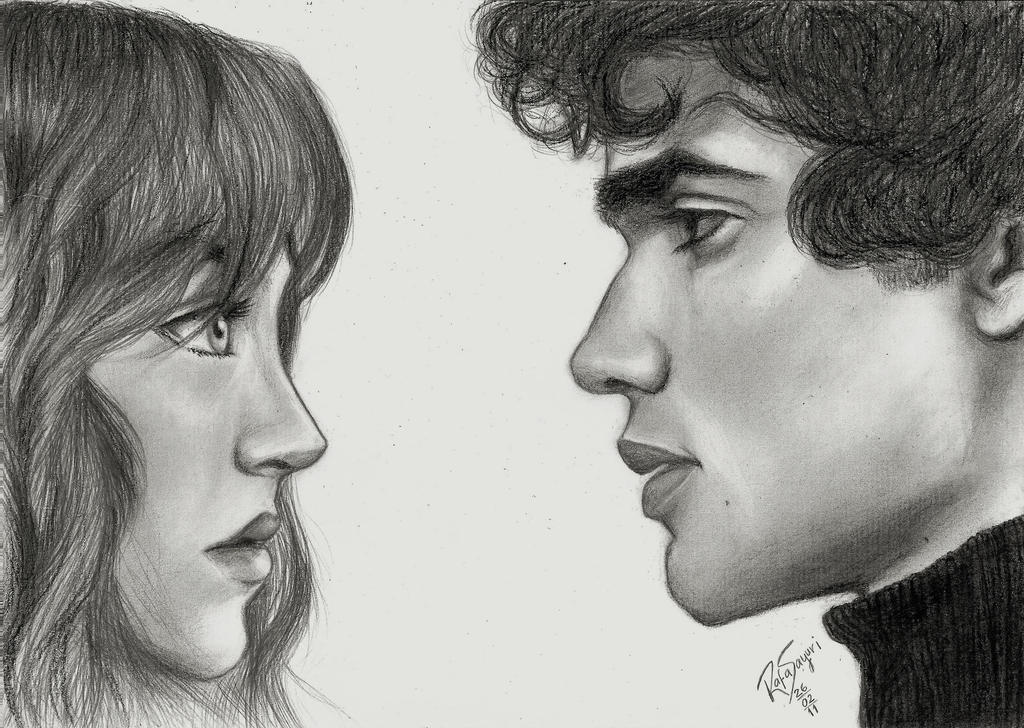 Lovely Couple Pencil Sketch Images  amp  Pictures Becuo on Pencil Sketch A Picture