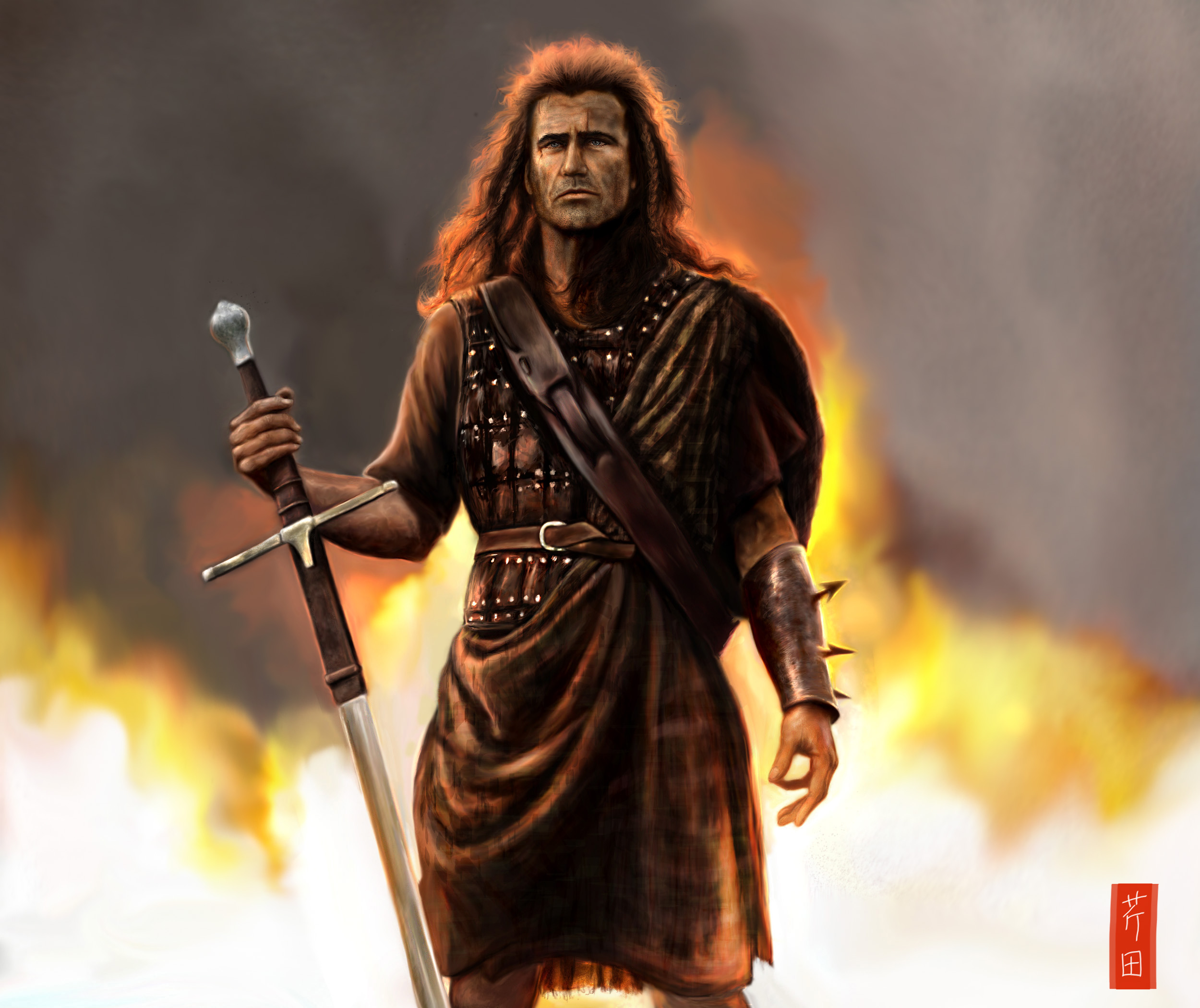 braveheart vs william wallace essay