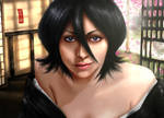 Rukia - Bleach by RafahSayuri