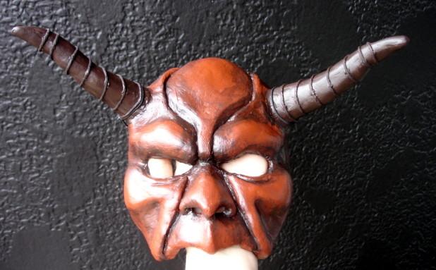 Jareth Mask by ArtbyZaheroux
