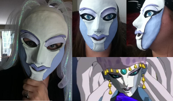 WIP - Ni No Kuni White Witch Cosplay by ArtbyZaheroux