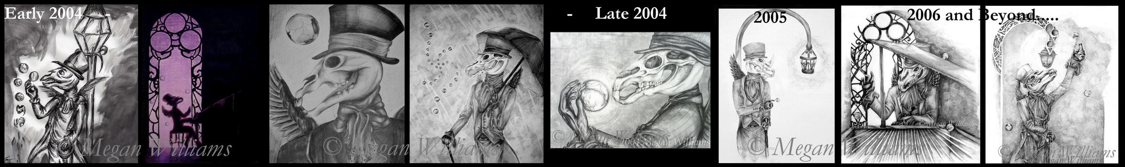 Quest For Improvement by ArtbyZaheroux