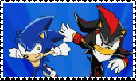 Sonic vs Shadow stamp by sonic2344