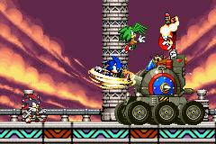 SB 10: Chaos Star vs Eggman 2 by sonic2344