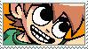 Scott Pilgrim Stamp by sonic2344