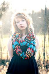 Bohemian Girl by Flamemothphotography