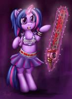 Lollipop Twilight by hirurux