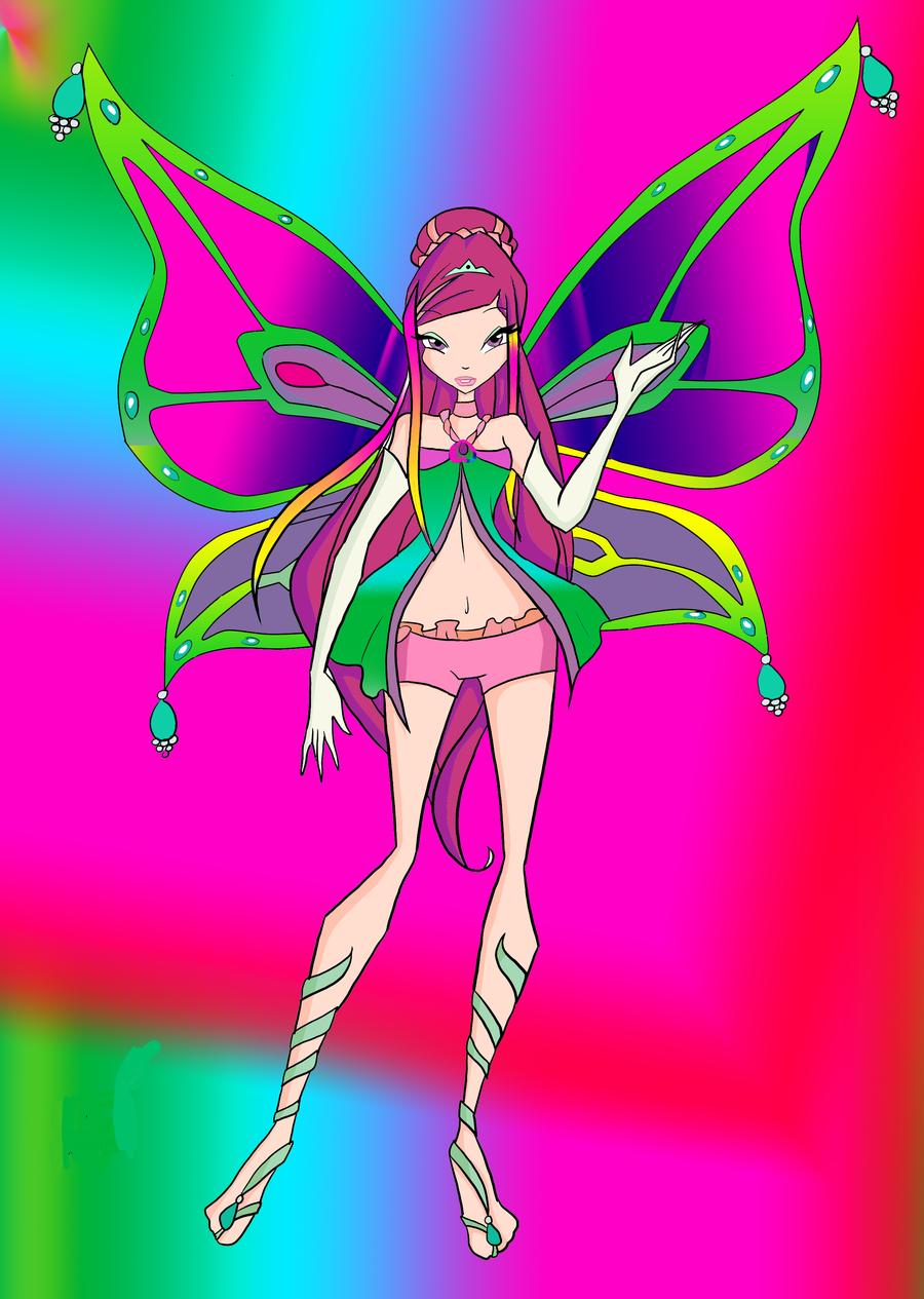 Мультики enchantix