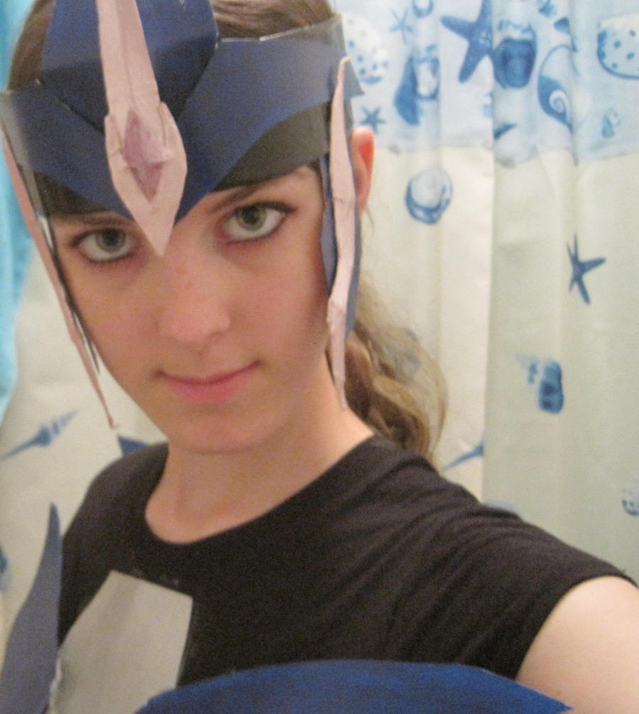 Arcee costume 1 by Primeval-Wings