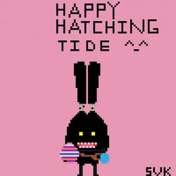 Happy Hatching Tide! Early FFXIV Spriggan Doodle!