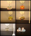Super Hero Earrings!