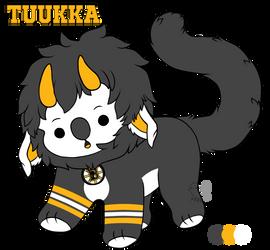 Tuukka [MYO] - Approved! by Saldemonium