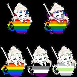 YCH - Pride Mug