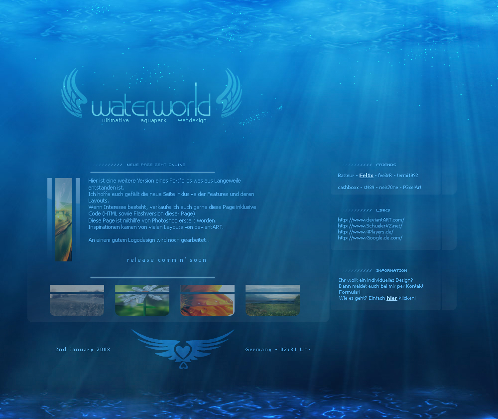 Waterworld by tobseNN
