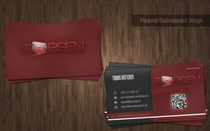 Personal Businesscard Design