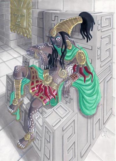 inca king by kcla