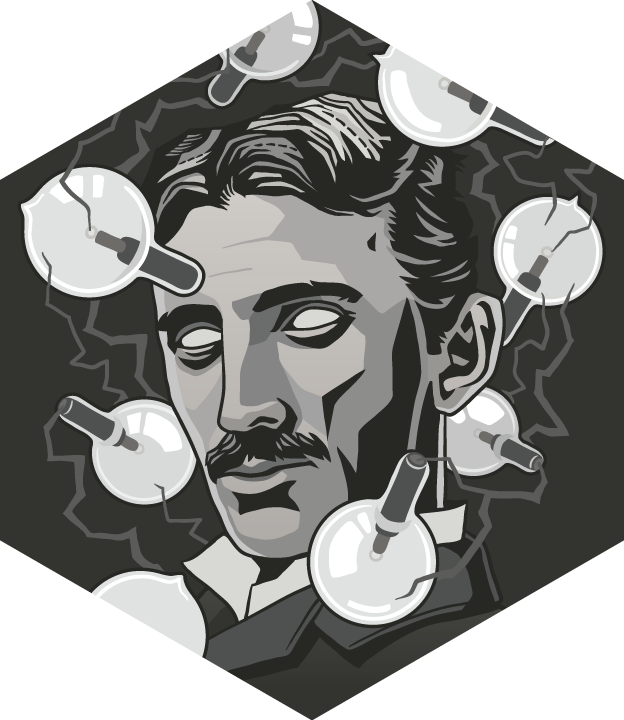 TESLA | Scientist Portraits by gremz