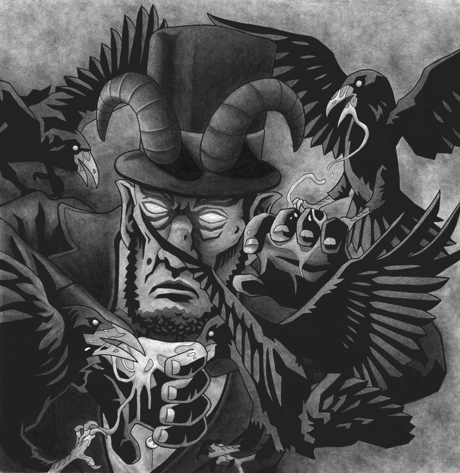 The Murder of Lincoln | Bioshock Infinite by gremz